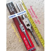 Gagang Hand Tap M3 - M12 atau 5/32 - 3/8 solar
