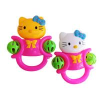 Mainan Musik Rattle Kincringan Kerincingan Seri Kucing