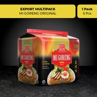Best Wok Mi Goreng Original 5 pcs (Export Multipack)