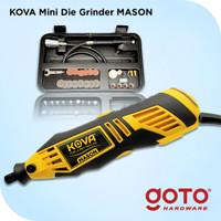 Kova Mason Mini Die Grinder Tuner Set 40 Pcs Gerinda Bor Mini