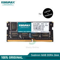 RAM Laptop 16GB DDR4 2666 Sodimm - Kingmax