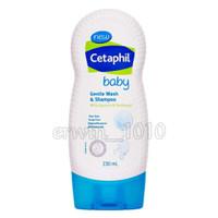 Cetaphil Baby Gentle Wash & Shampoo With Glycerin & Panthenol 230ml