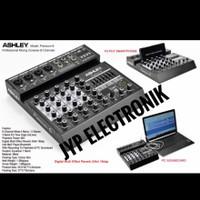 MIXER AUDIO ASHLEY PREMIUM 6 / PREMIUM6 (6CH,USB,BT)ORIGINAL RECORD