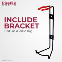 FIREFIX FP1 powder 1 kg Tabung Alat Pemadam Api Ringan APAR Kebakaran