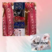 Daster Kimono by Dolce Dress / Daster Rayon Busui Friendly