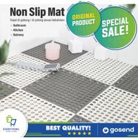 Bathroom Anti Slip Mats ORIGINAL | 1 Set isi 4 PCS