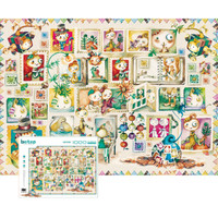 BOTOP - PHOTO WALL OF DREAM PUZZLE 1000 PCS