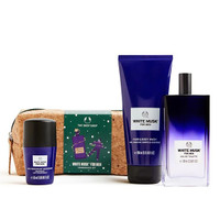The Body Shop Gift WHITE MUSK FOR MEN FRAGRANCE KIT