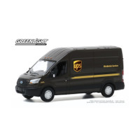 Greenlight 1:64 Diecast Model Car - Route Runners Series 1 - 2019 UPS