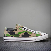 Converse Chuck Taylor All Star OX Low Archival Camo - 41