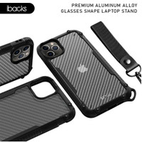 ibacks Ultimate Carbon Case for iPhone 12/12 Pro