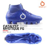 ORTUSEIGHT CATALYST MYSTIQUE FG ORIGINAL TERMURAH Sepatu Sepak Bola - VortexBlue, 38