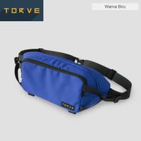 Tas Kamera Mirrorless TORVE camera slingbag WST2.0 - Variasi Warna - Biru