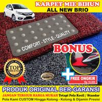 ALL NEW BRIO Full Bagasi - Bahan 1 Warna