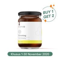 Promo Slimming Honey @250ml   Madu Diet & Pelangsing Essenzo