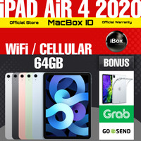 Apple iPad AiR 4 2020 WiFi 64 GB 64GB Gray Blue Green Rose Gold Pink