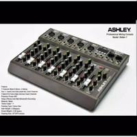 mixer audio Ashley original Better7 7channel