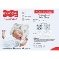 Dialogue Baby Bantal anti Peang Bayi / Bantal Bayi