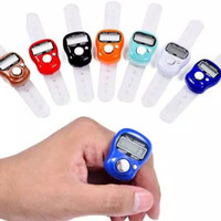 tasbih cincin digital / tasbih digital / tasbih jari / counter sovenir