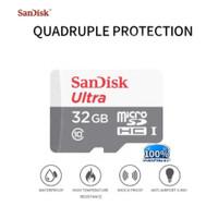 kartu Sandisk micro sd 32gb original full murni memori garansi ultra