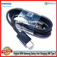 Kabel Data Samsung Galaxy A20 A30 Original 100% Sein Fast Charging