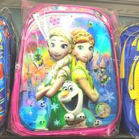 Tas Sekolah Anak TK SD - tas hard case nyala