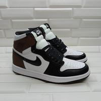 Sepatu Nike Air Jordan 1 High Og Dark Mocha