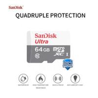 kartu Sandisk micro sd 64gb original full murni memori garansi ultra