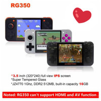ANBERNIC RG350 Portable Handheld Retro Emulator Game Console