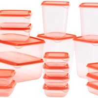 Pruta Food Container ( 17 in 1 ) - Ikea