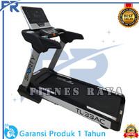 Alat Fitness Treadmill Elektrik TL-33 AC Motor 4 HP Terbaru