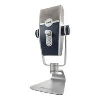AKG Lyra - Multi-pattern Ultra HD USB Microphone
