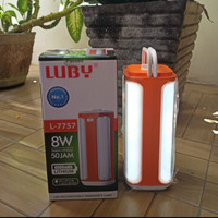 Lampu Emergency Luby 8 Watt
