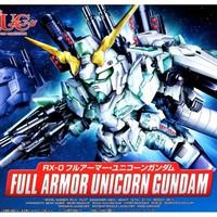 SD Gundam RX-0 Unicorn Full Armor