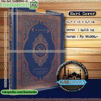 BIRU TUA - Mushaf Hafalan Al Hifzhu A5 Rasm Utsmani - Maana Publishing