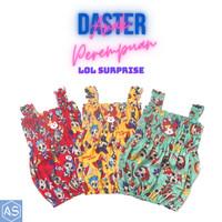 Daster Yukensi Dress Anak Perempuan LOL Surprise 1-2 Tahun Newborn