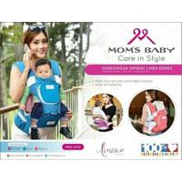 Unik Gendongan Hipseat Linea Mom& 39 s Baby MBG-2012 Limited