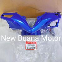 Batok Depan New Beat Sporty 2020 LED Biru