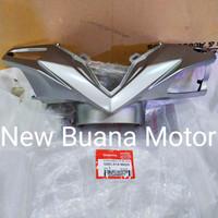 Batok Depan New Beat Sporty 2020 LED Silver Dof