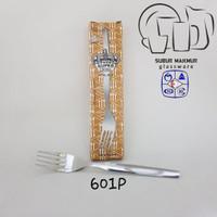 (12 Pcs) Garpu Makan SUPER CROWN 601P . Kedaung Dinner Fork / Dessert