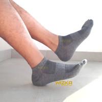 Kaos kaki pendek casual sport pria wanita untuk santai olahraga kerja