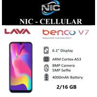 Lava Benco V7 2/16 GB Garansi Resmi