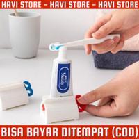 Dispenser Odol - Tooth Paste Holder - Penjepit Pasta Gigi Model Putar