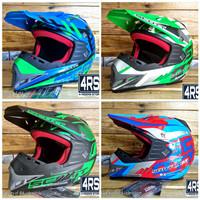 Helm Cross Anak Scott MX Nimbus-Series Junior Trail Adventure
