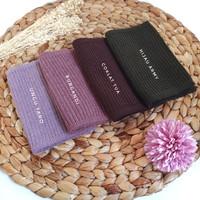 Ciput Bandana Rajut Premium Inner Hijab anti pusing Chinguya Story - dusty