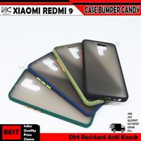 Xiaomi Redmi 4A 5 5A 6 6A 7 7A 8 8A 9 9A 9C S2 Pro + Case Bumper Candy