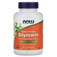 Now Foods Double Strength Silymarin 300 mg 200 veg caps