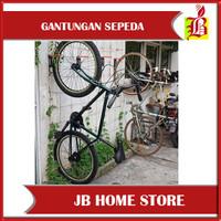 Gantungan sepeda dinding , Bike hanger , BRACKET SEPEDA GANTUNG