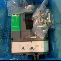 mccb breaker schneider cvs630f 600a cvs 630f 600a lv563306 36ka TM600D