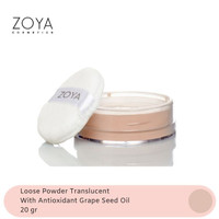 Zoya Cosmetics Loose Powder Translucent 02